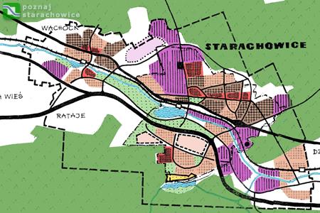 Trójmiasto nad Kamienną - Starachowice