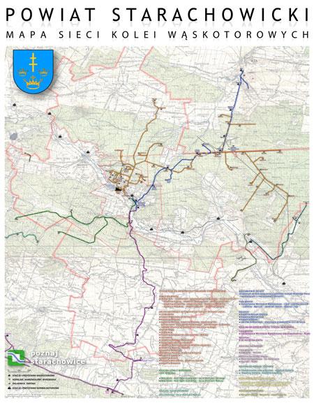 Mapka kolei