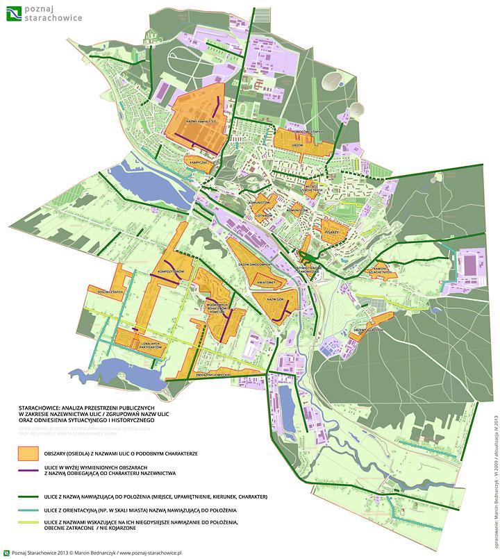 Mapy Poznaj Starachowice Blog Strona 3