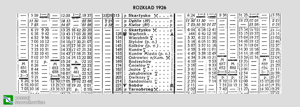 rozklad_1926
