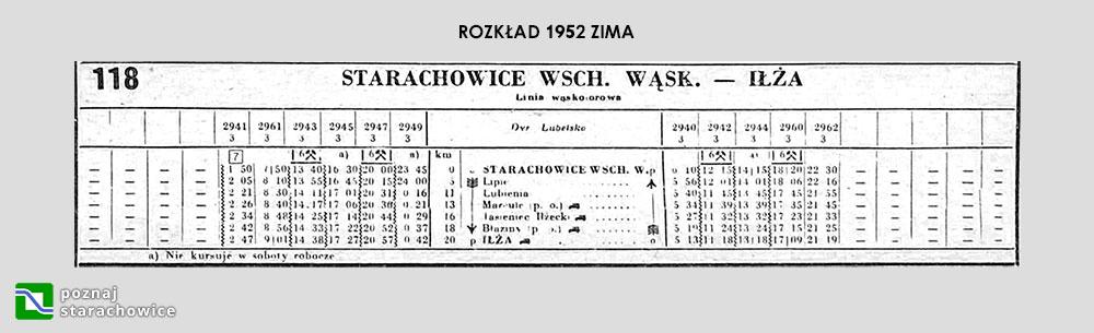 rozklad_wask_1952Z